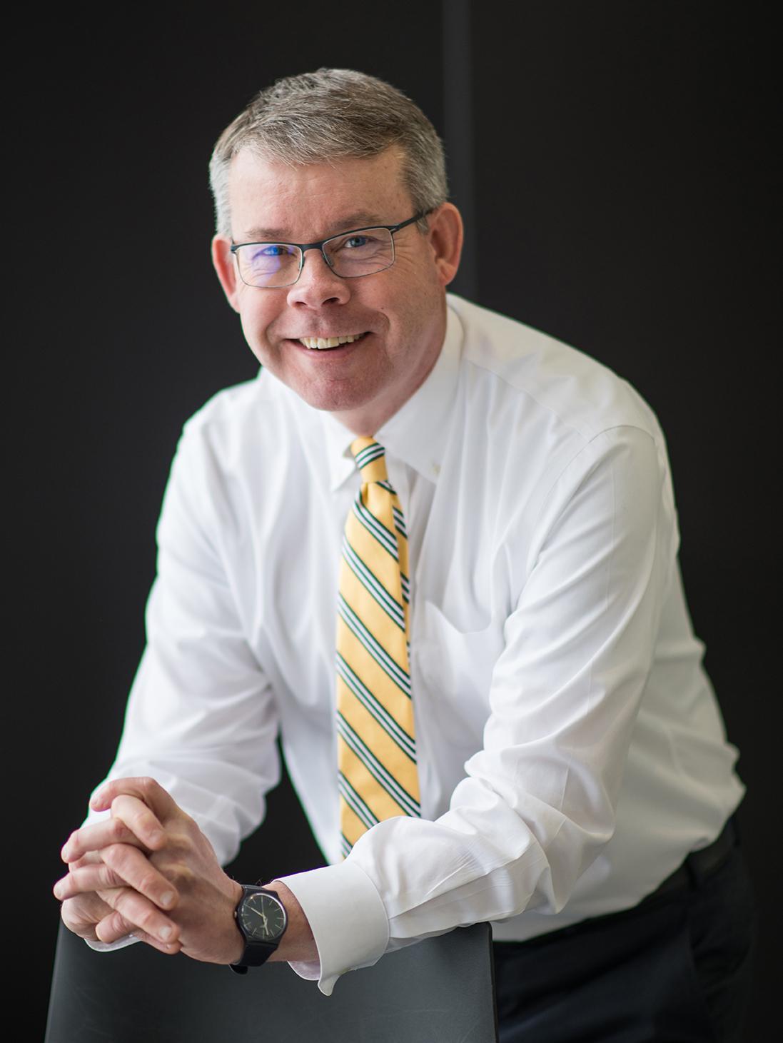 Tom Baird, Vice President for Development