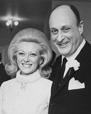 Patricia and John Mitchell