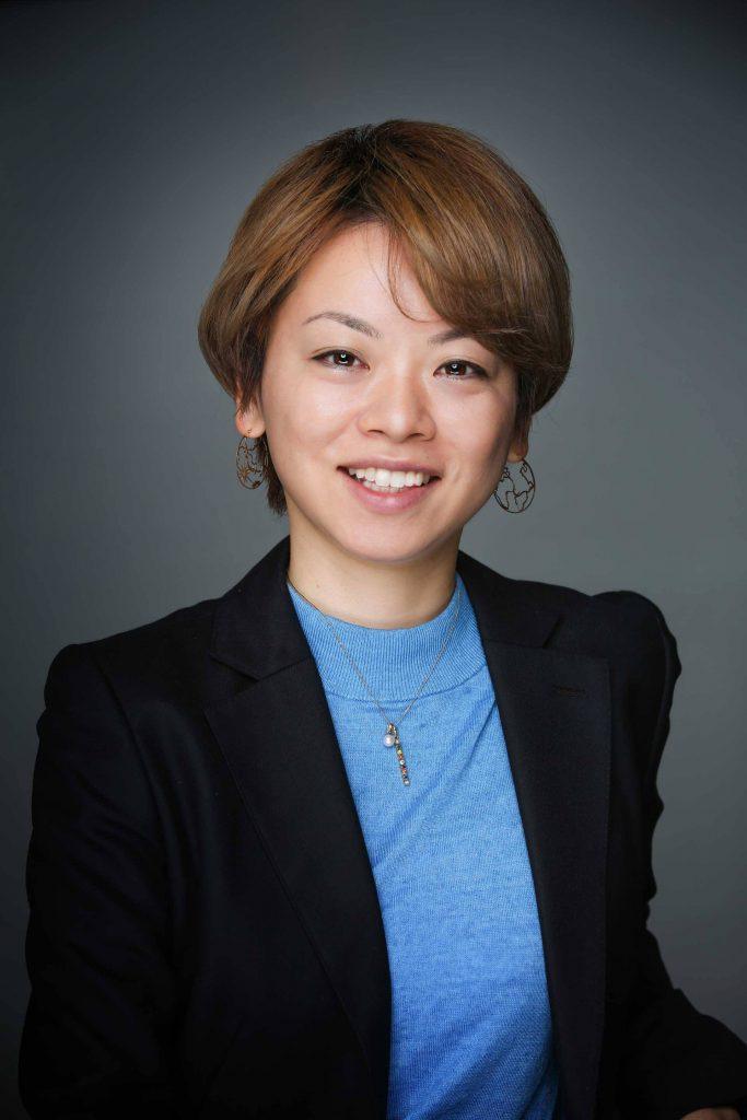 A headshot of Nishikawa.
