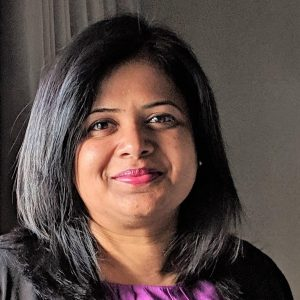 A headshot of Kumar.