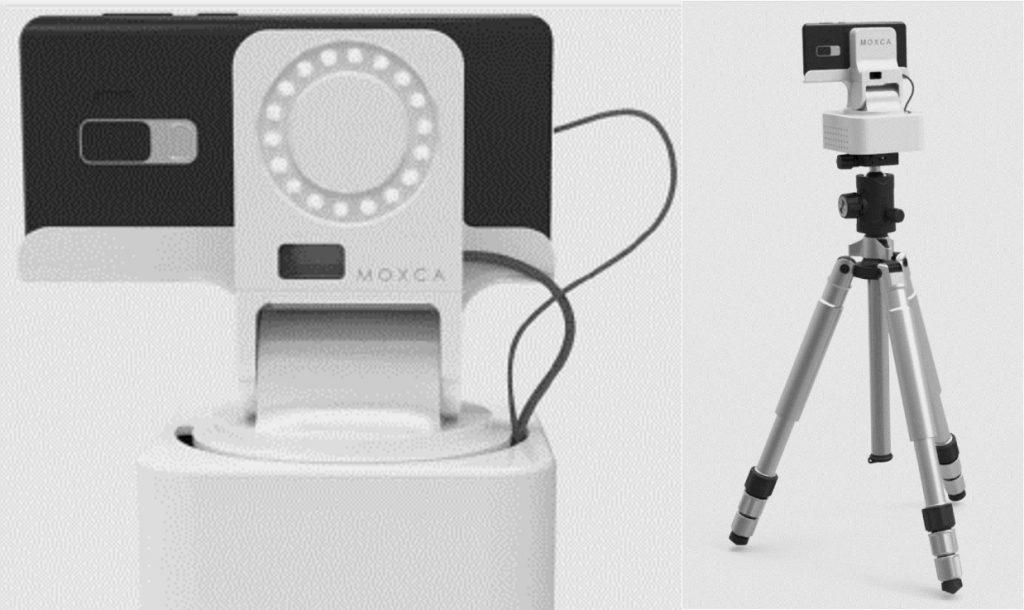 Mocxa's device.